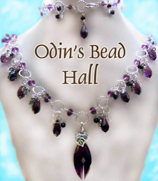 Follow Odin Around the Interwebs Jewelry Portfolio